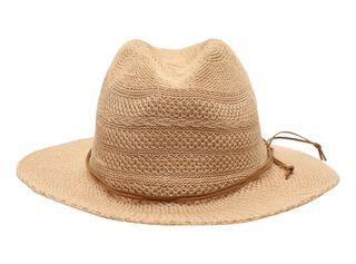 Sombrero Playa Opposite Encaje Mujer,Camel,hi-res