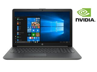 "Notebook HP Laptop 15-da0005la Intel Pentium 4GB RAM/500GB DD/2GB Nvidia GeForce MX110/15,6"",,hi-res"