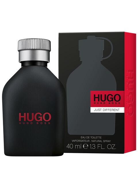 Perfume Hugo Boss Just Different Hugo Boss EDT 40 ml - Perfumes ... 54738a0e18a
