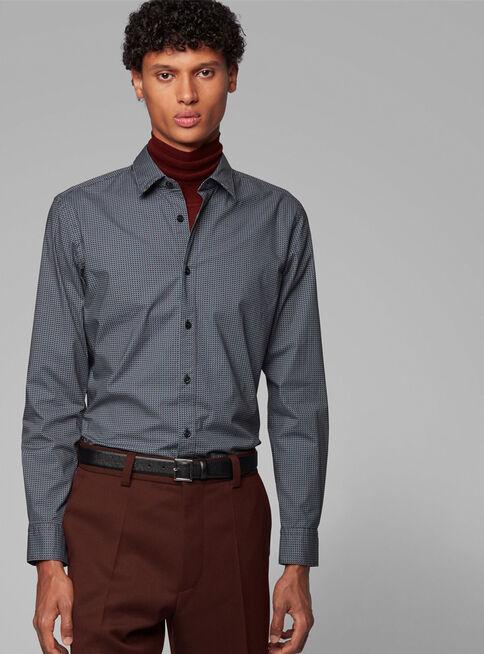 Camisa%20Slim%20Fit%20Manga%20Larga%20Ronni%20Boss%2CNegro%20Mate%2Chi-res