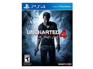 Juego PS4 Uncharted 4,,hi-res