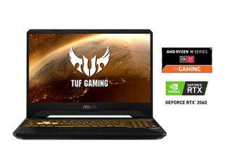 """NOTEBOOK ASUS TUF GAMING FX505DV-AL171T AMD RYZEN 7 GEFORCE RTX 2060 16GB 512GB SSD 15,6"""""""
