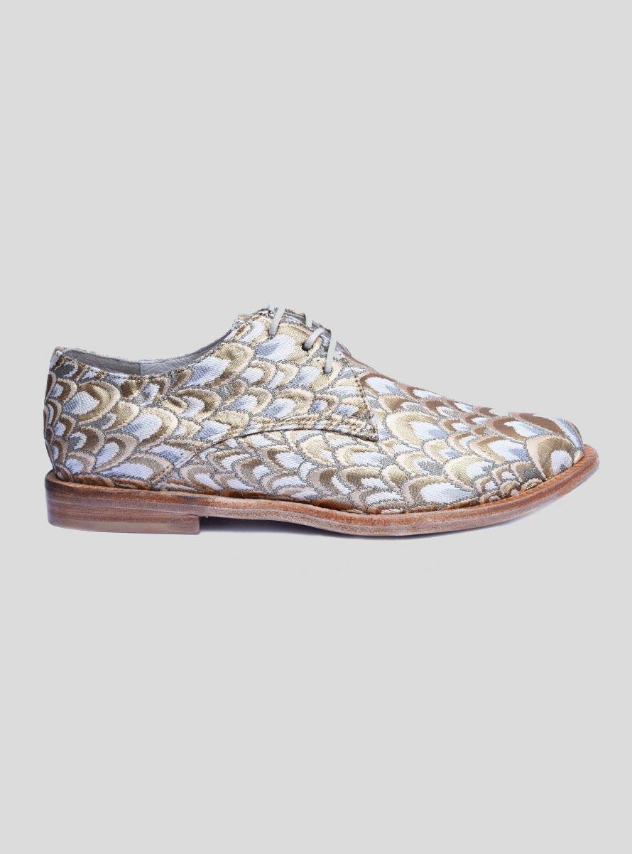 Vokage Gold John Lennon Casual Zapato TUwxRPqq5