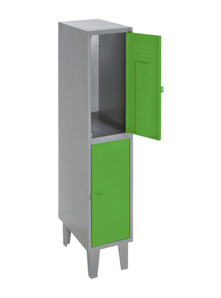 Lockers Colores 2 Puertas Movilockers,,hi-res
