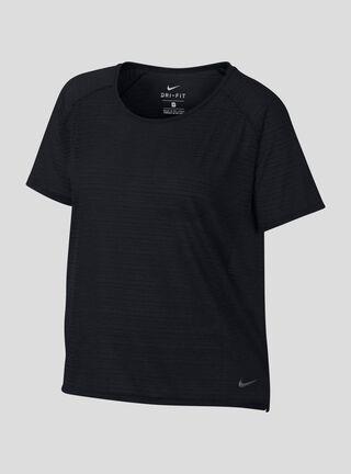 Polera Top Miler Breathe Nike,Único Color,hi-res