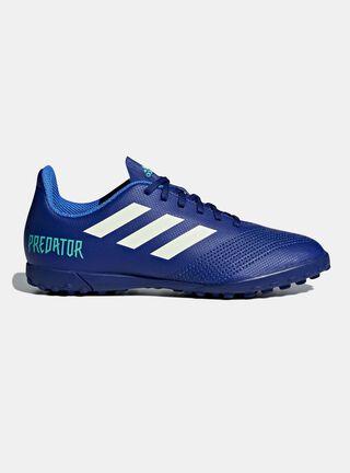 Zapatilla Adidas Predator Tango 18.4 TF Fútbol Niño,Azul,hi-res