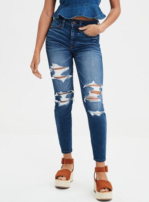 Jeans Ne X T Level Jegging De Cintura Alta American Eagle Jeans Y Pantalones Paris Cl