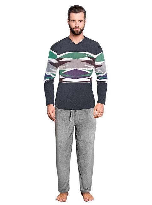 Pijama%20Azul%20Invierno%20Print%20Micropolar%20Top%2CDise%C3%B1o%201%2Chi-res