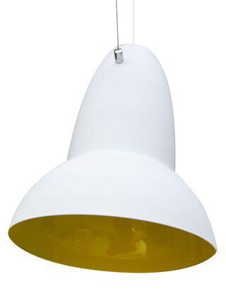 Lámpara Colgante Home Republic Metal 1 Luz Negro 36 cm,,hi-res