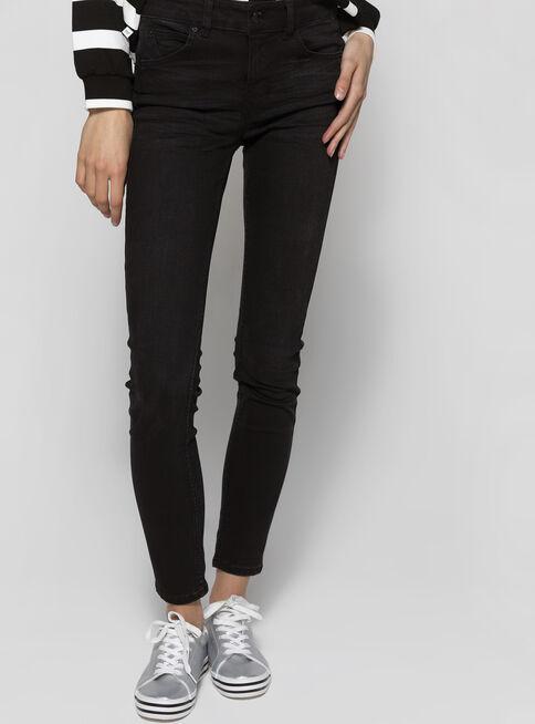 Jeans Push Up Tiro Alto Opposite Jeans Y Pantalones Paris Cl