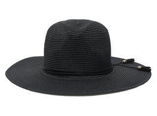 Sombrero Playa Alaniz Summer Mujer,Negro,hi-res