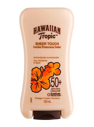 Protector Solar Sheer Touch Ultra Radiance F50 120 ml Hawaiian Tropic,,hi-res