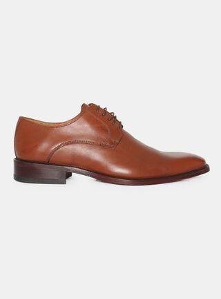 Zapato Guante 585 Vestir,Canela,hi-res