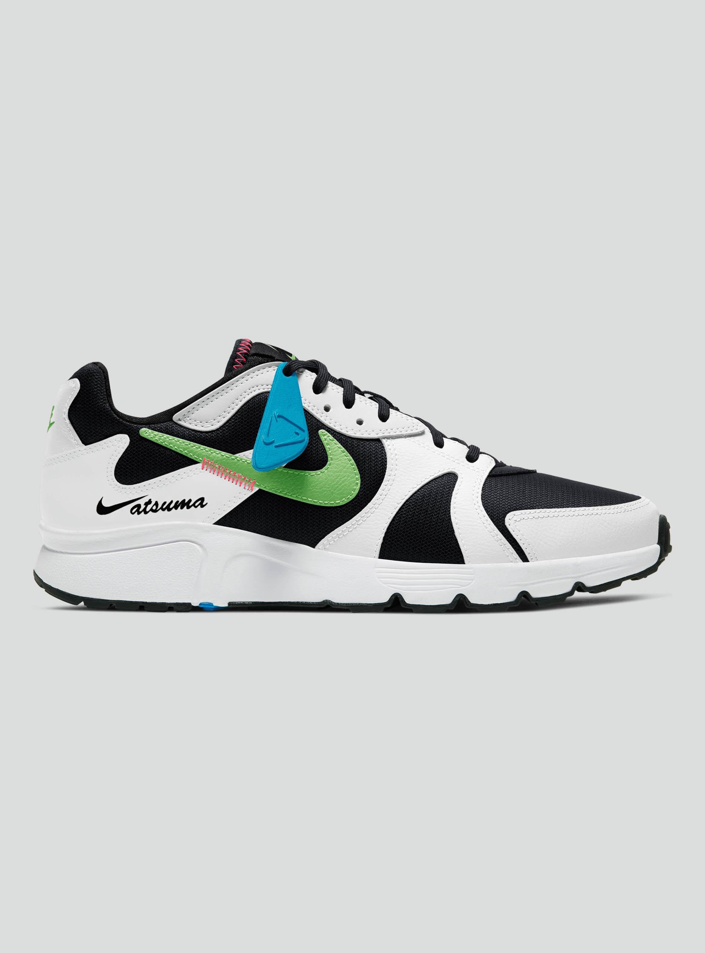 Zapatilla Urbana Nike Atsuma Blanca Hombre
