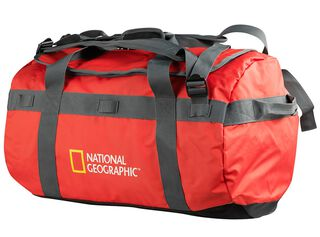 Bolso Travel Duffel Rojo 80 Litros National Geographic,,hi-res