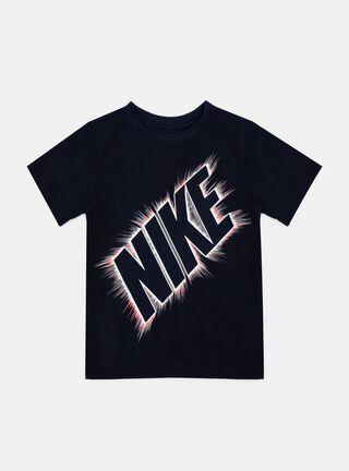 Polera Nike Básico Niño,Azul Oscuro,hi-res