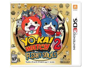 Juego Nintendo 3DS Yokai Watch2 Fleshy Souls,,hi-res