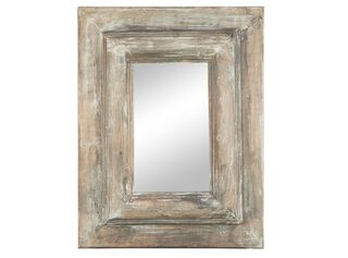 Espejo Yelcho Gris Attimo 45 x 35 cm,,hi-res