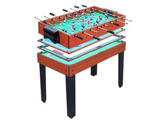 Mesa de juegos 4 en 1 Kidscool,,hi-res