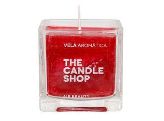 Vela Fanal con Relleno de Manzana y Canela The Candle Shop 6 x 6 x 6 cm,,hi-res