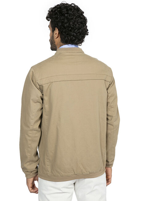Chaqueta%20Bomber%20Interior%20Oxford%20Print%20Arrow%2CBeige%2Chi-res