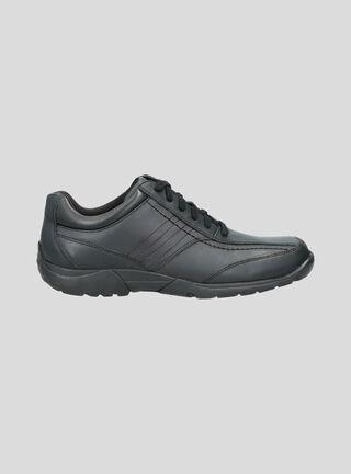 Zapato Guante 1219 Escolar Niño,Negro,hi-res