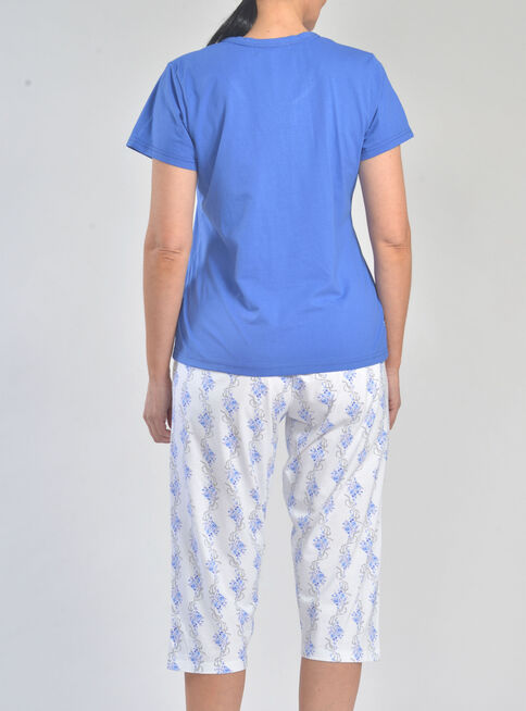 Pijama%20Algod%C3%B3n%20Dise%C3%B1o%20Manga%20Corta%20Mon%20Amour%2CAzul%20Marino%2Chi-res