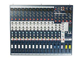 Consola Mezcladora Soundcraft EFX12,,hi-res