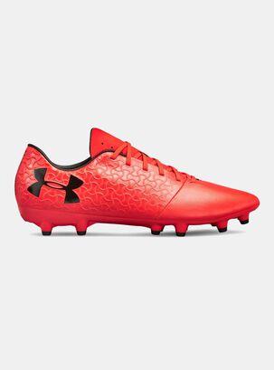 huge discount 8fa08 f5369 Zapatilla Under Armour Fútbol Hombre