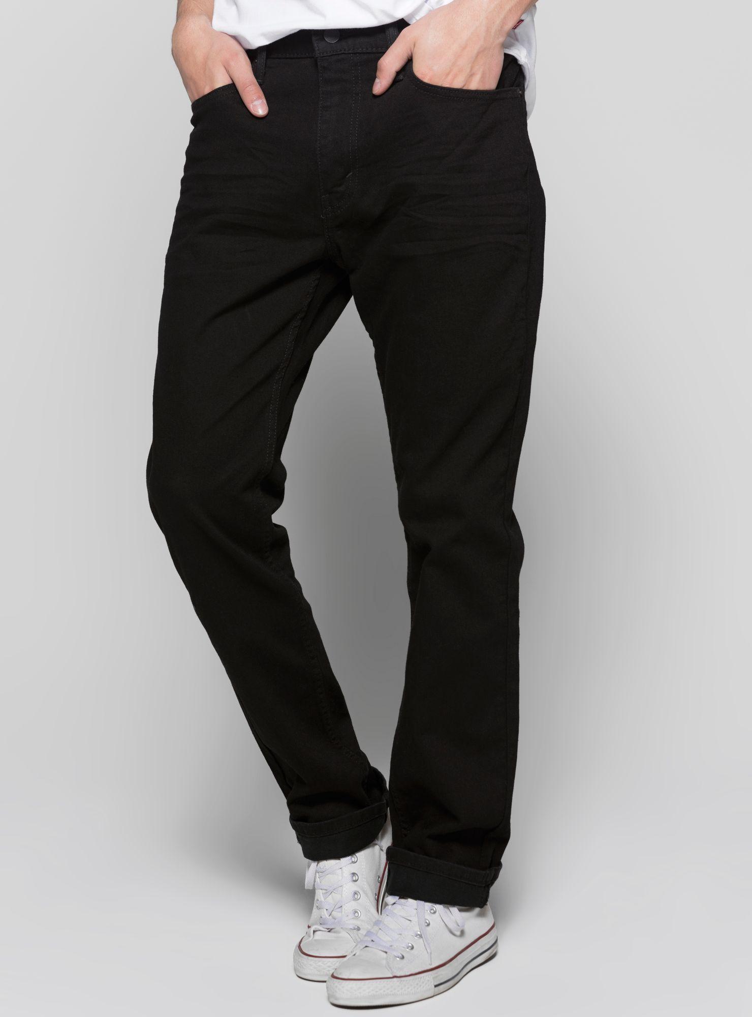sito affidabile 05348 da9d4 Jeans Slim Fit Negro Levi's