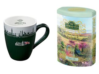 Fine Tea Ceylon + Mug London Ahmad,,hi-res