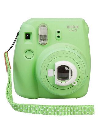 Camara Instax Mini 9 Verde Fuji Film,,hi-res