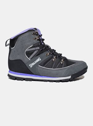 new product 0e28c 3283d Zapatilla Spalding Lena High Outdoor Mujer