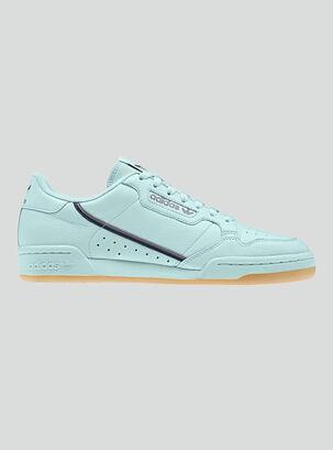 6c5c88f50 Zapatilla Adidas Continental Urbana Hombre.  54.990. Verde Claro