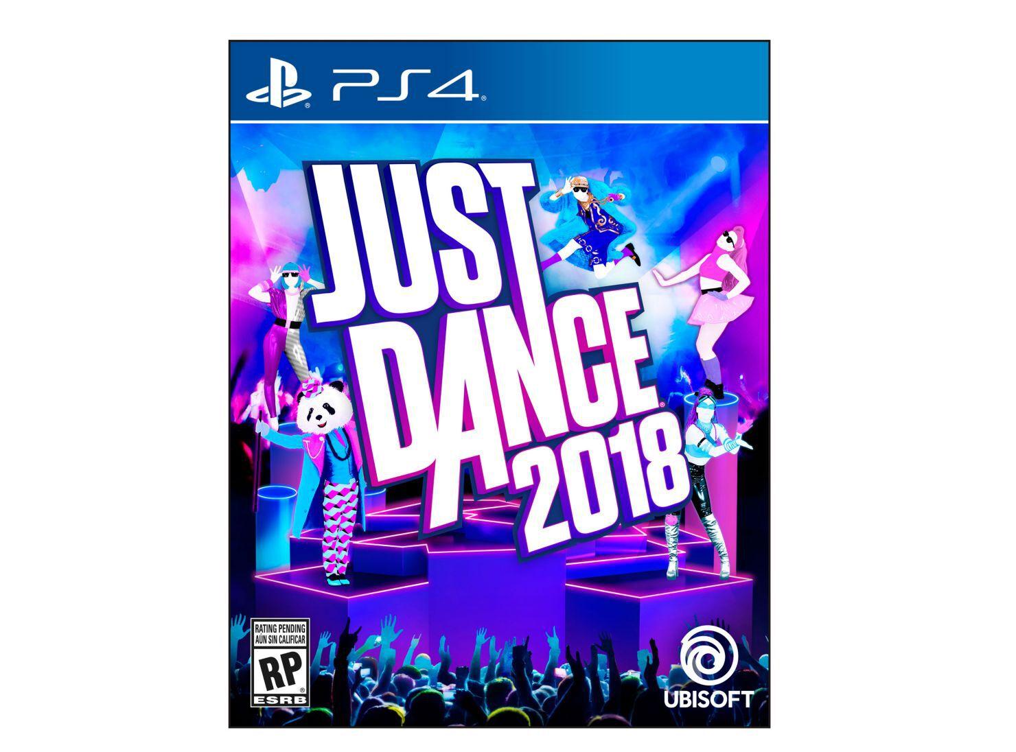 Juego Ps4 Just Dance 2018 Juegos Ps4 Y Vr Paris