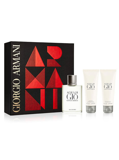 Set Perfume Giorgio Armani Acqua Di Gio Homme EDT 100 ml,,hi-res 204d2e31a7d