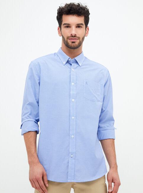 Camisa%20Poplin%20Checks%20Rainforest%2CAzul%20Oscuro%2Chi-res