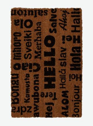 Pisapies Diseños Letras e Idiomas Attimo 40 x 60 cm,Diseño 1,hi-res