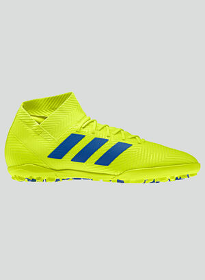 Zapatilla Adidas Nemeziz 18.3 Fútbol Hombre.  44.990. Amarillo 8aa843c78dbb7