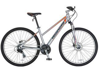 Bicicleta MTB Bianchi Vento SX Alloy Aro 27,5 Gris Plata Aluminio,Plata,hi-res