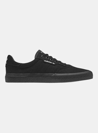 Zapatilla Adidas 3MC Skate Hombre,Negro,hi-res