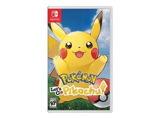 Juego Nintendo Switch Pokémon: Lets Go Pikachu!,,hi-res