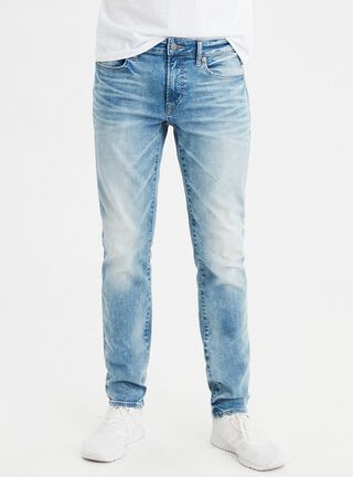 Jeans Slim Straight Ne(X)T Level American Eagle,Celeste,hi-res