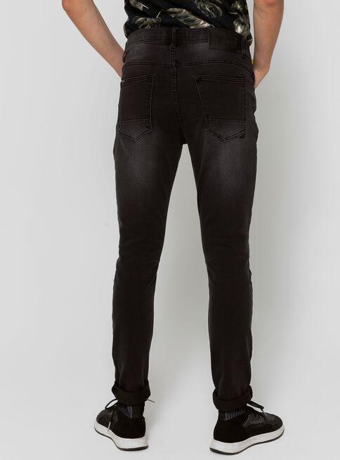 Jeans%20Skinny%20Knit%20Denim%20Cierre%20Denim%20JJO%2CNegro%2Chi-res