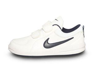 Zapatilla Nike Niño Logo Blanca,Blanco,hi-res