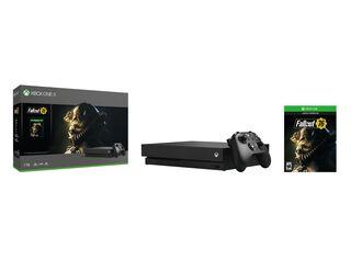 Consola Xbox One X 1TB + Control Inalámbrico + Juego Fallout 76 + Live Gold 12 Meses,,hi-res