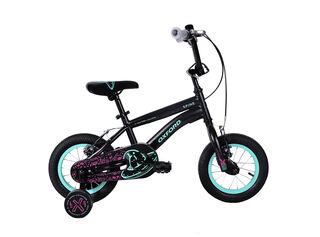 Bicicleta Spine Oxford BF-1219 Aro 12 Hasta 90 cm,Verde,hi-res