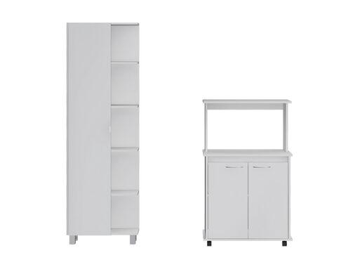 Muebles de Cocina: Microondas + Optimizador Diseño 1 TuHome
