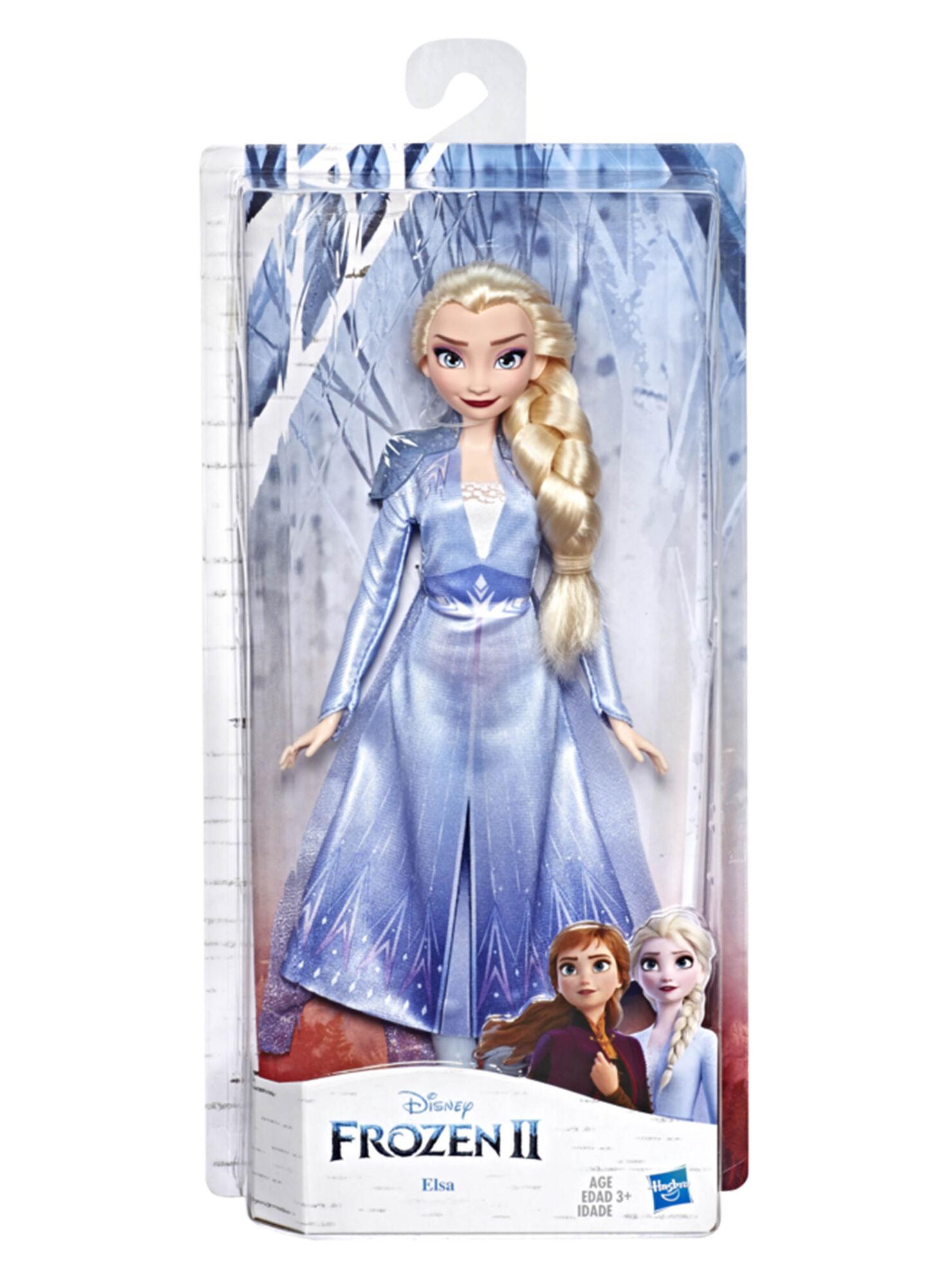 Frozen Muñeca De Elsa Frozen 2