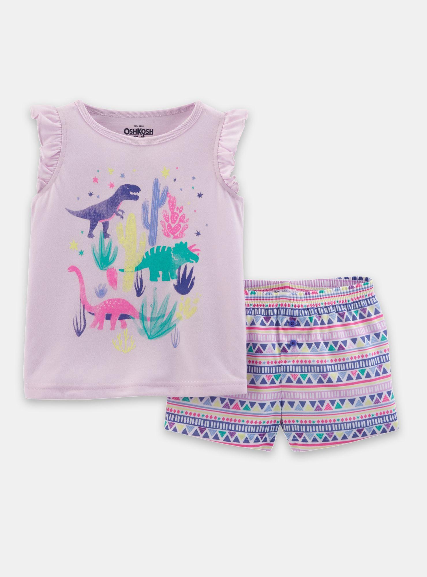 6f0300c9dd Pijama 2 Piezas Niña 2 A 4 Años OshKosh B Gosh en OshKosh